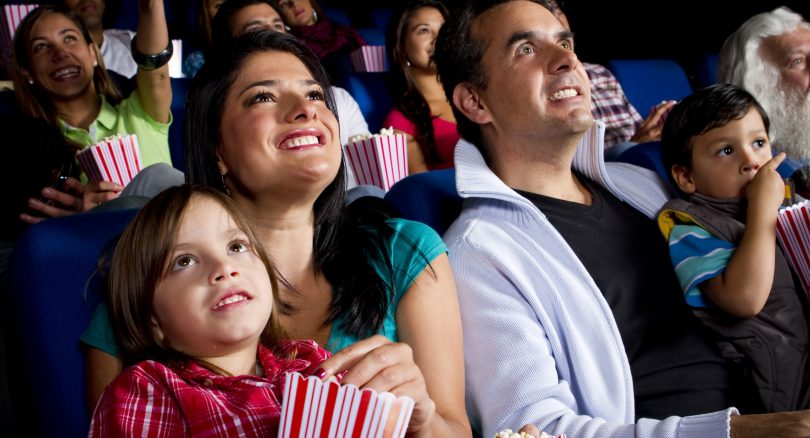 Что посмотреть Всей семьей? ТОП 5 фильмов на выходные