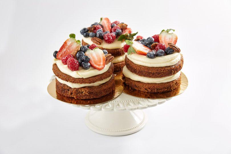 Секреты мини-тортика