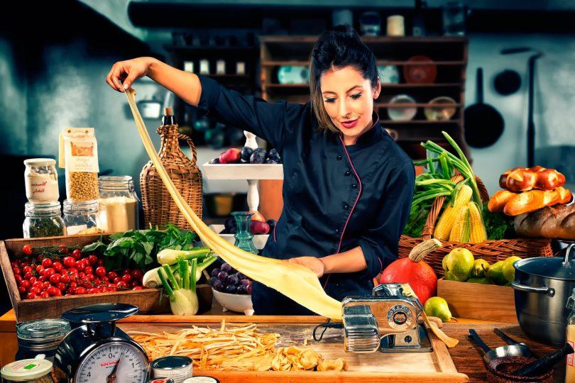 Интерактивная кулинарная книга
