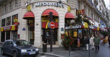 Грабители напали на McDonald's, когда там обедал спецназ