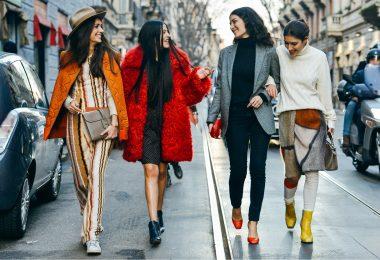 11 самых модных трендов осень-зима 2016