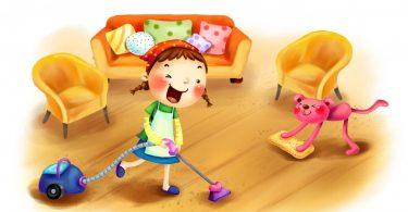 10 Практичных Советов: Приучаем Ребенка к Порядку
