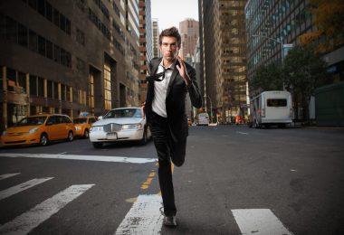Как правильно бегать в городской местности?