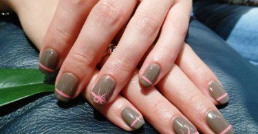 О чем расскажет ваша форма ногтей?
