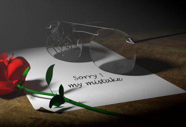 10 вещей, за которые нельзя просить прощения