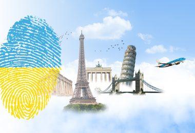 Куда поехать в Европу с биометрическим паспортом?