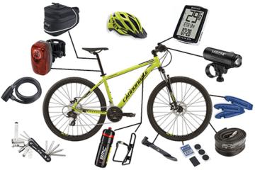 7 вещей, которые должен иметь каждый профессиональный велосипедист