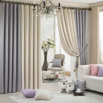 Как подобрать шторы для комнаты?