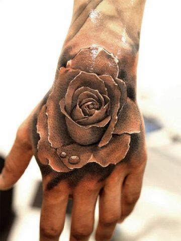 Описания татуировок